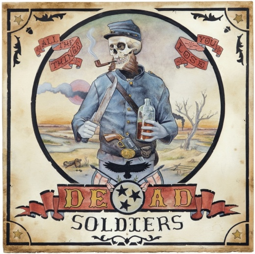 Dead Soldiers LP cover
